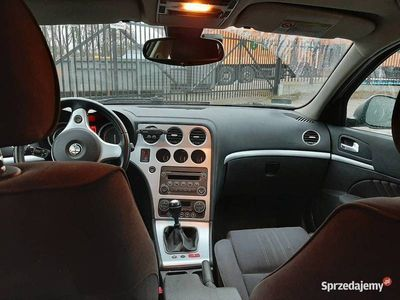 używany Alfa Romeo 159 1.9 jtdm 150km