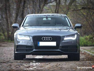 używany Audi A7 S line x 2 3.0 Moc 400 KM Rej. PL VAT 23%