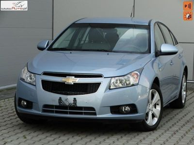 używany Chevrolet Cruze 2.0 2009r. ręczna klima.
