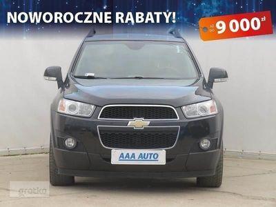 używany Chevrolet Captiva  Salon Polska, Serwis ASO, 4X4, Skóra, Navi, Klimatronic,