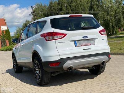 używany Ford Kuga II 1WŁ ASO Salon PL FV23% 1.5 ECOBOOST 150KM KeyLess