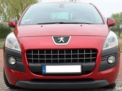 używany Peugeot 3008 1,6 benzyna 120KM 2011