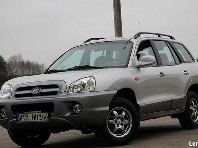 używany Hyundai Santa Fe 2.4dm 146KM 2005r. 163 052km
