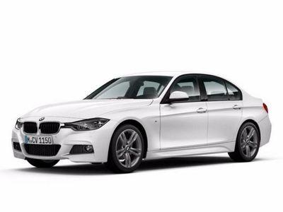 używany BMW 318 2dm 150KM 2017r. 8 000km