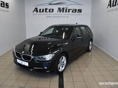 używany BMW 318 Polski salon,Vat23%,ASO,Automat,Bi-xenon,klima2 str. El. klapa, Alu F30 (2012-)