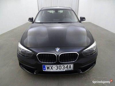 używany BMW 118 1.5dm 136KM 2018r. 13 777km