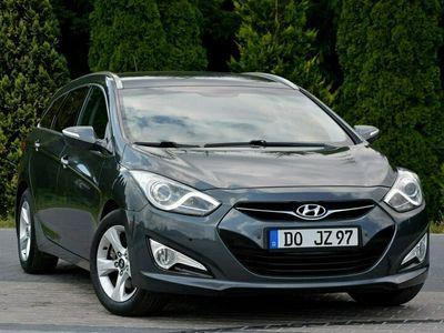 używany Hyundai i40 1.7crdi(136KM)*Navi*Kamera*Ledy*Keyles Go*El.Fotele*2xParktronik*ASO