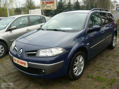 used Renault Mégane 1.5dm3 106KM 2009r. 146 000km DCI ABS ręczna klima.