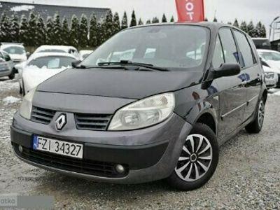 używany Renault Scénic II 1.5dm 105KM 2005r. 239 000km