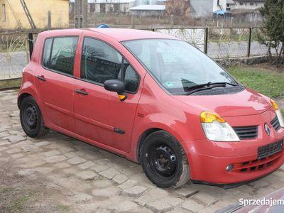 używany Renault Modus 05-ROK z Niemiec 1.5 DCI - SILNIK