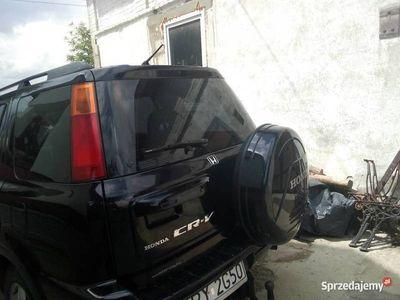 używany Honda CR-V
