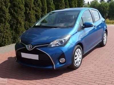 używany Toyota Yaris 1.5dm 100KM 2016r. 16 000km