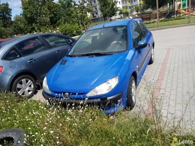 używany Peugeot 206 1.4