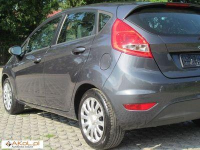 używany Ford Fiesta 1.2dm 82KM 2010r. 158 827km