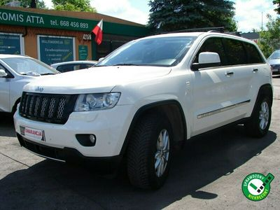 używany Jeep Grand Cherokee 3.0 CRDI 241 KM Overland 4x4 Ful Opcja IV (2010-)