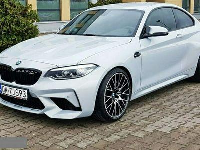 używany BMW M2 3dm 410KM 2019r. 18 000km