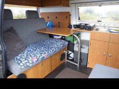 używany VW T4 camper 1.9td dobry stan