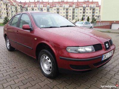 używany Seat Toledo 1999 r.1.6 +GAZ