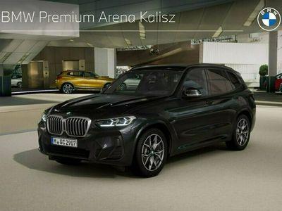 używany BMW X3 2dm 190KM 2021r. 5km