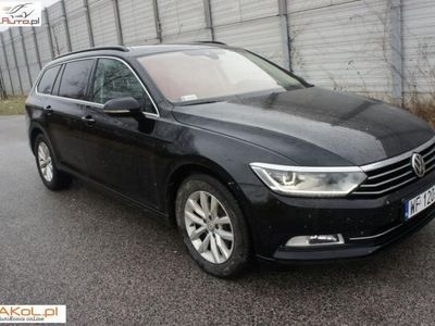 gebraucht VW Passat 2dm3 150KM 2015r. 132 000km Salon Polska VAT DSG Perła xenon Navi Rozpoznawanie znaków