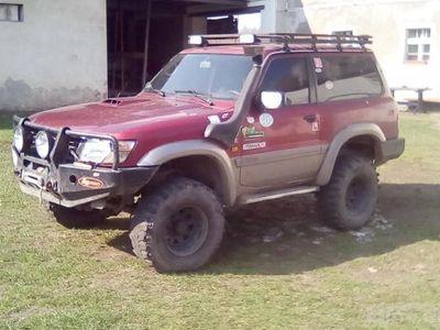 używany Nissan Patrol Y61 2.8 SPRZEDAM