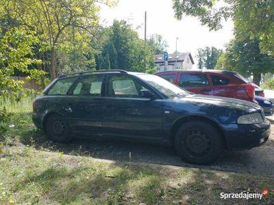 używany Audi A4 b5 99r cała jako dawca!!na SWAP!! 2.8BENZ APR 950ZL
