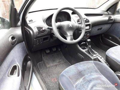 używany Peugeot 206 1.1b