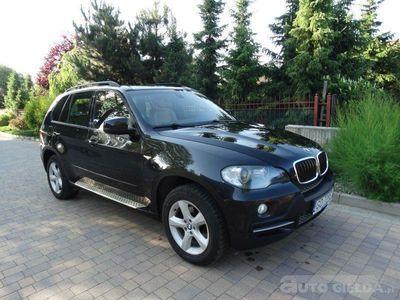 używany BMW X5 terenowy,4x4,nawigacja