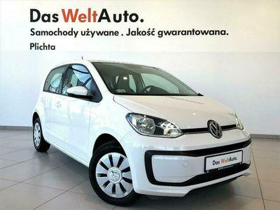 używany VW up! 1.0 MPI 75 KM Move Salon Polska Serwis ASO Gwarancja