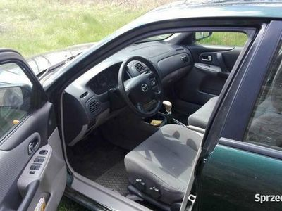 używany Mazda 323F