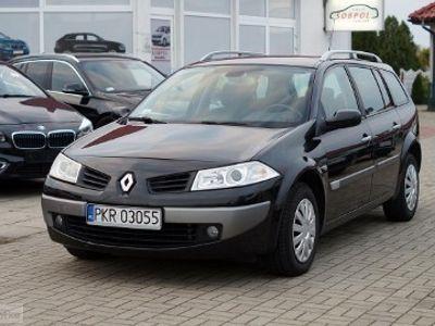 używany Renault Mégane II 1,9 dCi 130KM 6 biegów Zarejestrowany Klimatronik