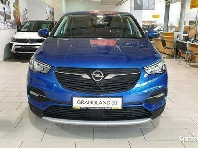 używany Opel Grandland X 1.2dm 130KM 2019r. 4 218km