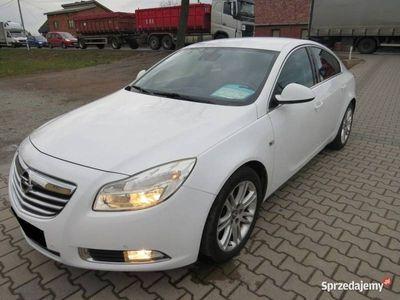 używany Opel Insignia 2.0 CDTi 130 KM Klimatronic Parktronic, Suchorzew