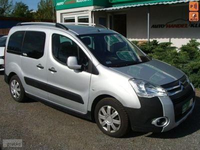 używany Citroën Berlingo II XTR 1.6, zarejestrowany i ubezpieczony