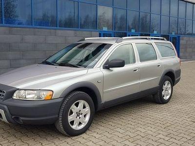 używany Volvo XC70 2.4dm 163KM 2004r. 274 000km