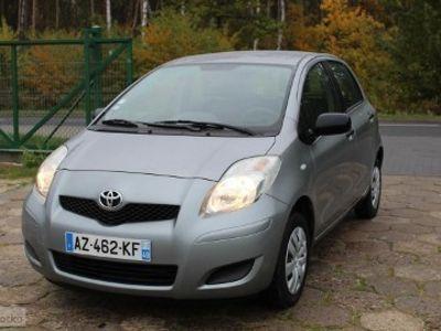 używany Toyota Yaris II