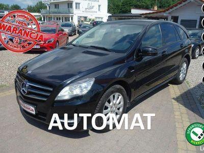 używany Mercedes R280 Po Lift BlueEfficiency 4Matic Klimatronic Opłacony Hak Alu Pół Skóry W251 (2005-)
