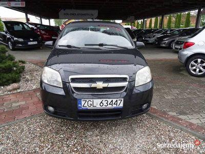 używany Chevrolet Aveo KLIMATRONIC/ ALUFELGI/ I REJ. 2009R