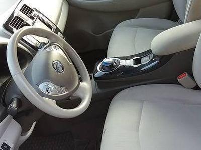 używany Nissan Leaf 100% ELEKTRYCZNY