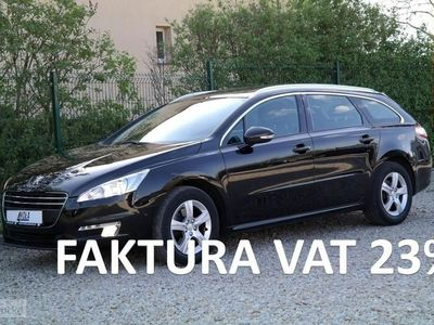 używany Peugeot 508 2dm3 150KM 2013r. 183 000km 2.0*150 KM*Panoramiczny dach*F-VAT 23%*Nawigacja*Pełen serwis ASO