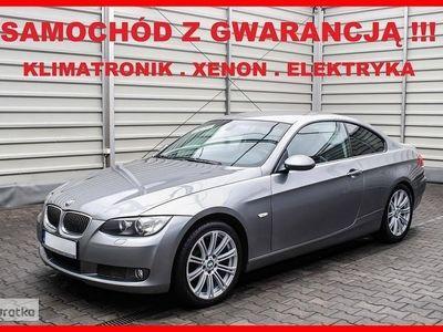 używany BMW 320 SERIA 3 COUPE + Klimatronik + Xenon + GWARANCJA !!!
