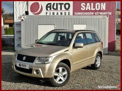 używany Suzuki Grand Vitara 1.9dm 129KM 2007r. 181 500km