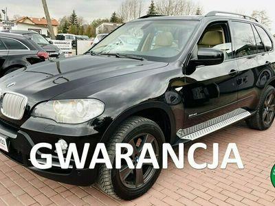 używany BMW 120 X5 3dm 286KM 2008r.000km