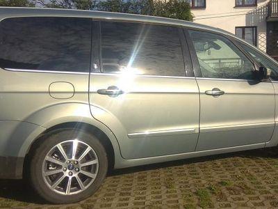 używany Ford Galaxy 1.8dm3 124KM 2008r. 229 750km MK 3 TDCI ABS automatyczna klima.