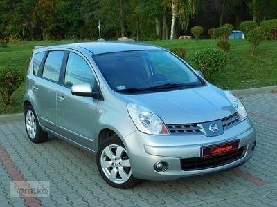 używany Nissan Note E11 Przebieg 71.000 zł - automat - benzyna