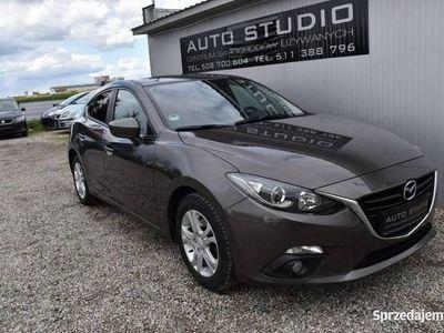 używany Mazda 3 Bogata/Navi/Parktronic/Grzane-Fotele/Blis/Wolne-Ręce III (2013-)