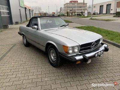 używany Mercedes SL450