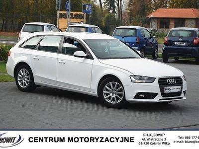 używany Audi A4 B9 Avant 2015r 2.0 TDI - Nawigacja, Kożmin Wlkp