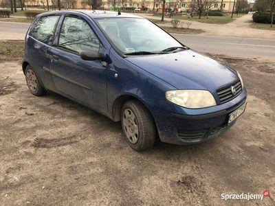 używany Fiat Punto 2003 gaz