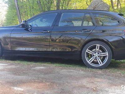 używany BMW 320 d XDRIVE M pakiet